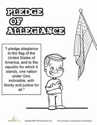 Small Picture Best 25 Pledge of allegiance ideas on Pinterest Pledge of