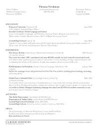 Internship Resume Templates Fascinating Read More Internship Resume Template For College Students Download
