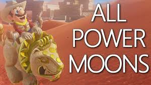 sand kingdom all power moons guide mario odyssey