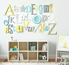 letters for wall decor decorative wooden