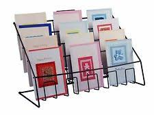 Greetings Card Display Stands Counter Card Stand Retail Display eBay 38