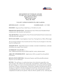 100 Entry Level Registered Nurse Resume Examples Sample