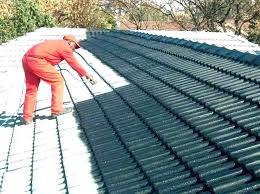 can roof shingles be painted white roof shingles ref reflective coating for asphalt painting you paint