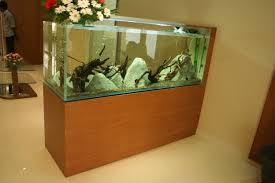aquarium furniture design. Elegant Nice Design Cool Aquarium Furniture With Warm Lamp And Cream Wall Can Add The Modern B