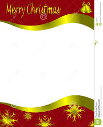 014 Christmas Stationerymplates Word Free For Inspireacute