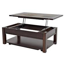 coffee table with casters16