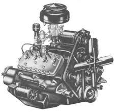 flathead specifications 1938 to 48 v8