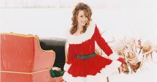 Old Top 40 Charts Mariah Careys All I Want For Christmas Heading For This