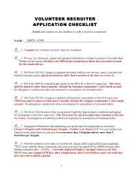 Statement Form Example Impressive Volunteer Packer Example Website