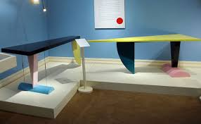 memphis furniture design. Exhibition Memphis Furniture Design E