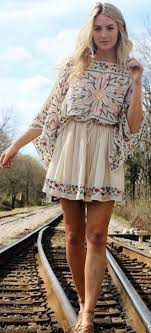 64 Boho Chic Outfits to Improve Your Style - Fashionetter