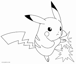 Cheap Pikachu Coloring Pages Printable Photos Of Fancy Lovely