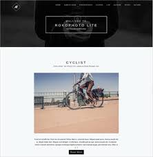 Photography Website Templates Magnificent Photography Website Templates New Photography Themes Every Month
