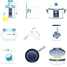 kitchen appliances list small for designs vector top ten with pictures pdf