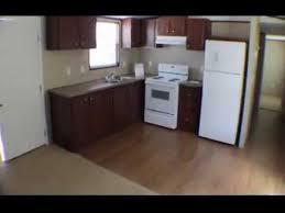 Clayton 1 Bedroom 1 Bathroom Singlewide Manufactured Home   Bryan Perkins    YouTube