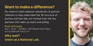 WDTS Ross Dempsey | U.S. DOE Office of Science(SC)