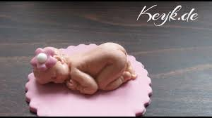 Fondant Baby Für Cupcakes Cupcake Toppers Youtube
