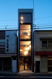 Great Ideas About Narrow House On Pinterest - Japanese house interiors