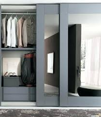 closet with mirror create a new look for your room with these closet door ideas and