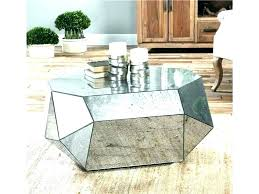 diy mirrored coffee table infinity mirror round diy mirrored coffee table