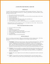 Summary Resume 100 how to write a good summary for resume new hope stream wood 34