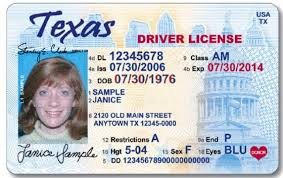 Of Houston Texas For Residency License Driver's Now Chronicle Required Proof -