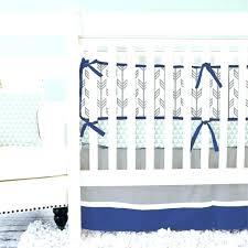 navy gold crib per pink bedding sets tribal arrow baby and set woodland