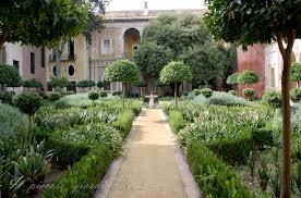 Il piccolo giardino di l.: giardini storici andalusi seconda