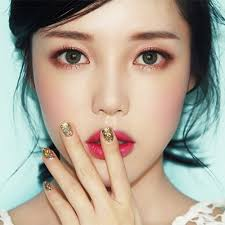 image result for makeup looks for asian faces