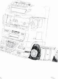 Scania Kleurplaat Elegant Kleurplaten Vrachtwagens Baisanfo