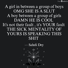A Girl In Between A Group Quotes Writings By Her Story