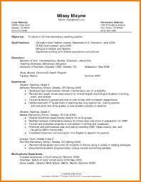 5 Sample Resume Objective For Teacher Lpn Statement 12751650