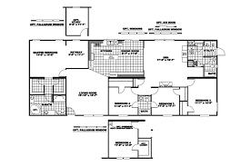 manufactured home floor plan clayton lakes lak