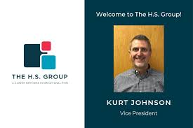 The H.S. Group Hires Kurt Johnson - The H.S. Group