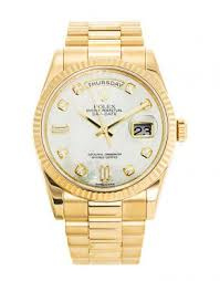 used mens rolex watches second hand hamlington watches rolex day date 10024