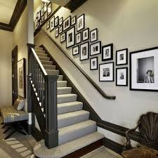 50 creative staircase wall decorating
