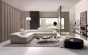 Modern Living Room Black And White Living Room Gray Sofa White Chaise Lounges White Chandeliers