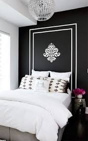 black painted walls bedroom. Interesting Bedroom Bedroom Black And White Decor Bedroom Walls Chandelier Interiors  Master Bedroom Love This Bed Want So Bad It Hurts Throughout Black Painted Walls K