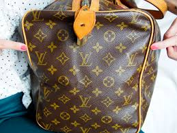 authentic lv pattern