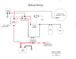 bobcat 610 wiring diagram manual e book