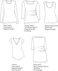 T Shirt Sewing Pattern Awesome Design Inspiration