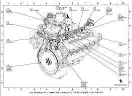 similiar triton engine parts keywords triton v8 engine diagram besides 2 2 ecotec timing chain on 5 4 liter