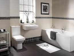 Black And White Bathroom Designs Custom Inspiration Ideas