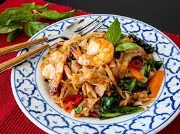 thai drunken noodles recipe