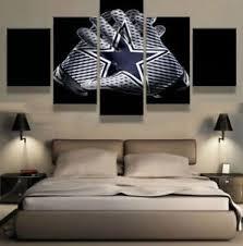 dallas cowboy canvas wall art