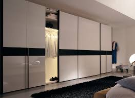 image of modern closet doors wardrobe