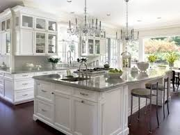 Modern White Country Kitchens Lovable Kitchen Ideas With Cabinets Inspiration Decorating