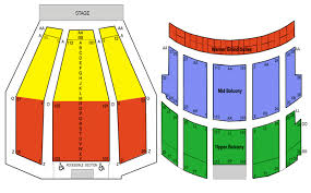 Warner Theatre Dc Seating Chart Ticket Solutions