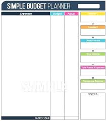 Operating Expense Template Expense Budget Form Operating Expenses Example Template