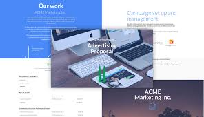 advertising proposal template qwilr advertising proposal template qwilr